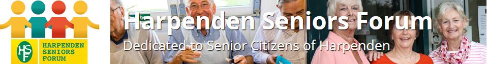 Harpenden Seniors Forum Nannies 4 Grannies Ltd
